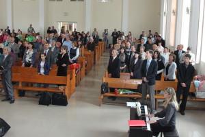 Члены церкви
