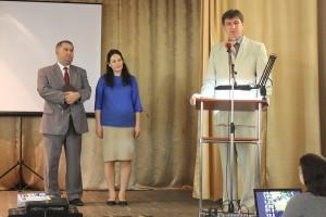Представление нового пастора в 4 церкви