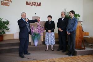 Расставание с семьей Олега Василенко