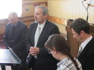 Молитва за пасторские семьи