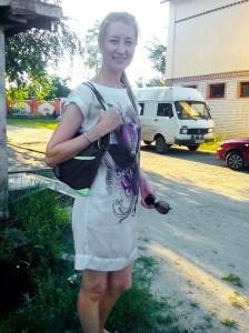 Альфия Гобозова
