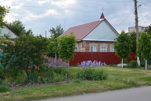 Первая Бердянская церковь - место расположения Литературных Евангелистов