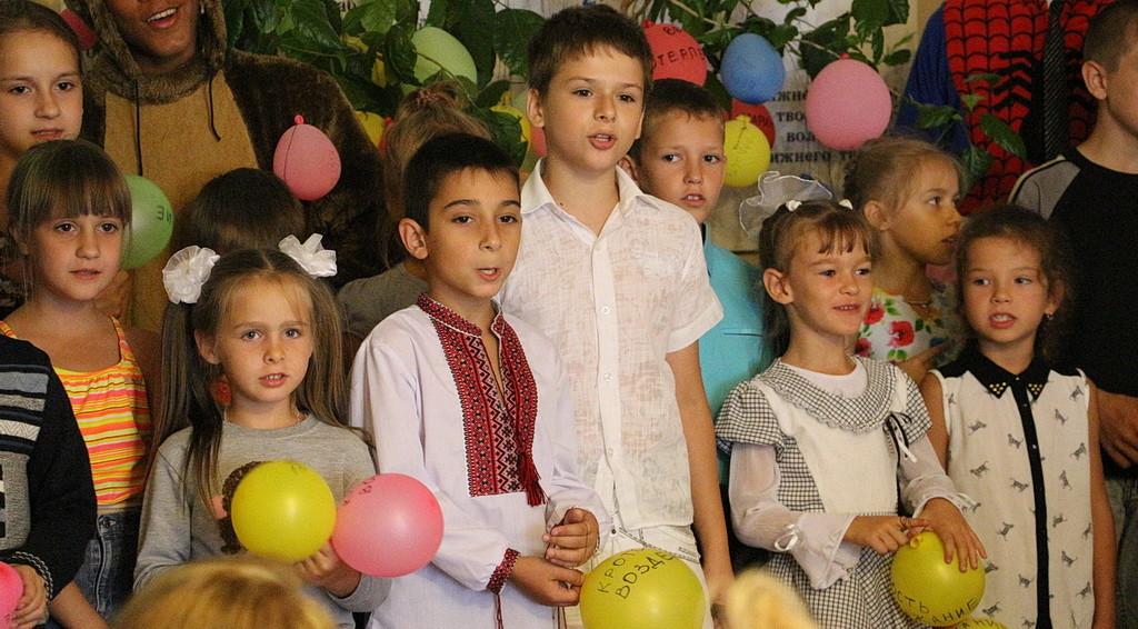 Участники каникулярной школы