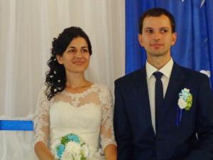 Ирина Франуив и Олег Василенко