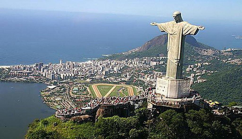 Христос и большой город