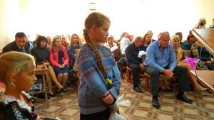 Гости из Усть-Каменки