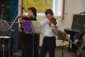 Фестиваль инструменталистов