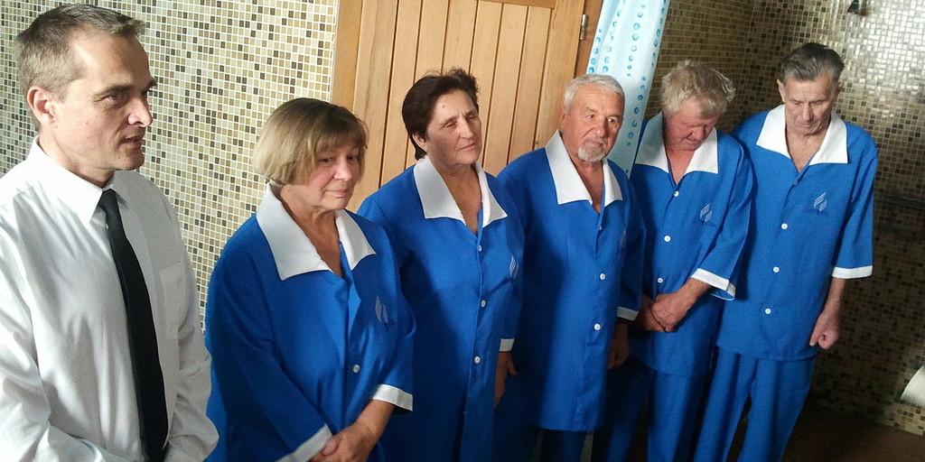 Крещение в Орехово