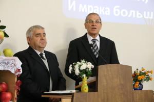 Пастор Григорий Пирожок
