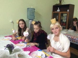 Школа для настоящих принцесс