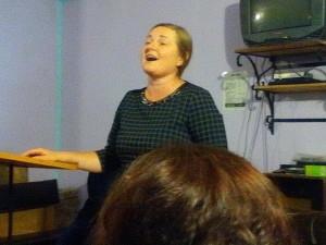 Музыканты из Днепра провели для инвалидов концерт памяти Анны Герман