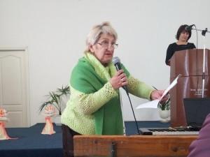 Празднование десятилетия адвентизма в Майском