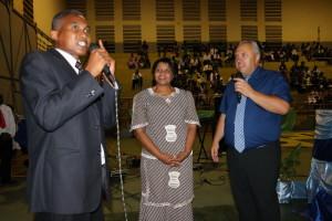 Жена премьер-министра Мадагаскара