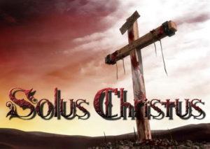 Бог открывает Себя через реформаторов — Solus Christus
