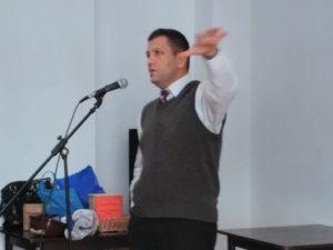 Пастор и евангелист Вадим Бутов