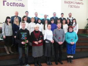 Фото на память с хором