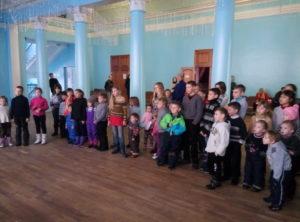 Детский праздник в Никополе