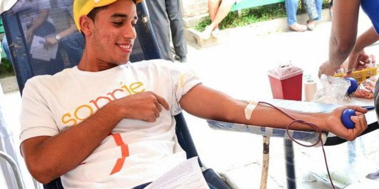 Адвентистскую молодежь призывают сдавать кровь во время всемирного дня молодежи 2017 года