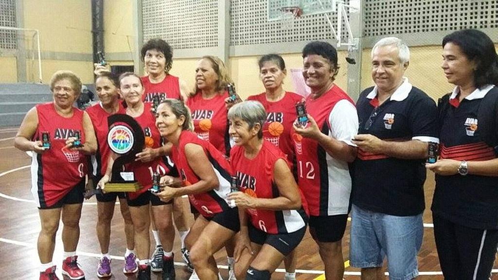 Бразильское баскетбольное служение