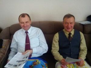 Днепровские церкви продолжают поддерживать церковь в Горяновском доме милосердия