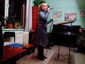 Концерт в Доме милосердия