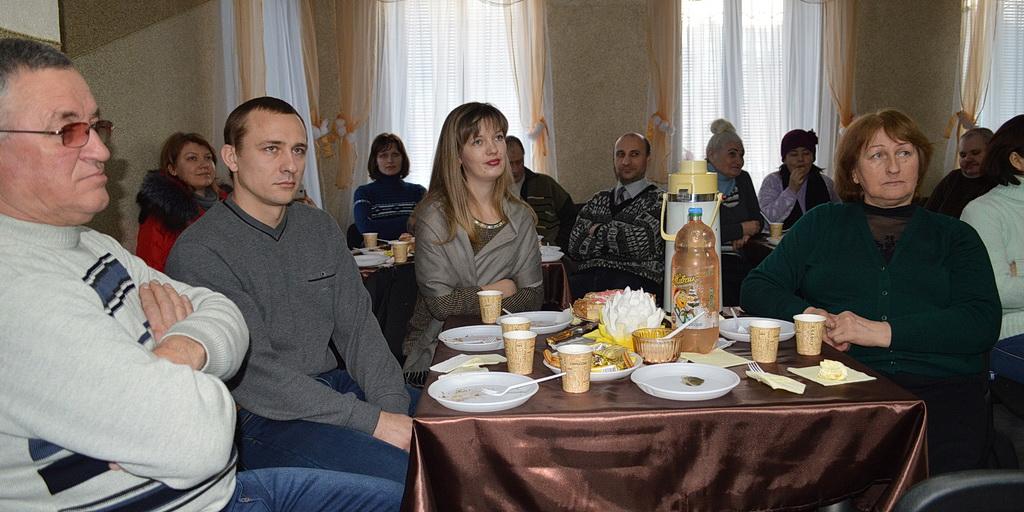 Семейные встречи