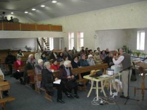Миссионерский конгресс в Запорожье