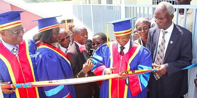 Новый адвентистский университет открыт в Демократической Республике Конго
