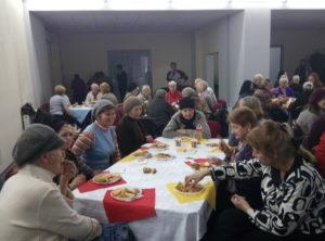 В первый день весны в городе Запорожье прошел Вечер Надежды