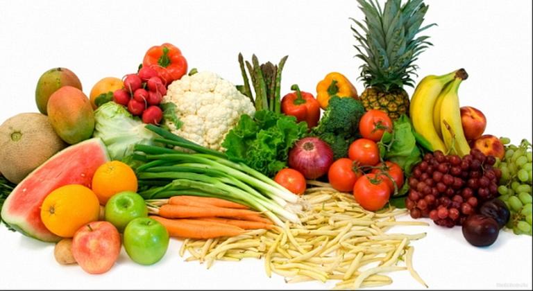 Овощи и фрукты способны быстро изменить самочувствие в лучшую сторону