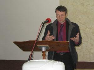Руководитель миссионерского отдела Владимир Ярош