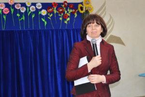 Ведущая Наталья Шипулина