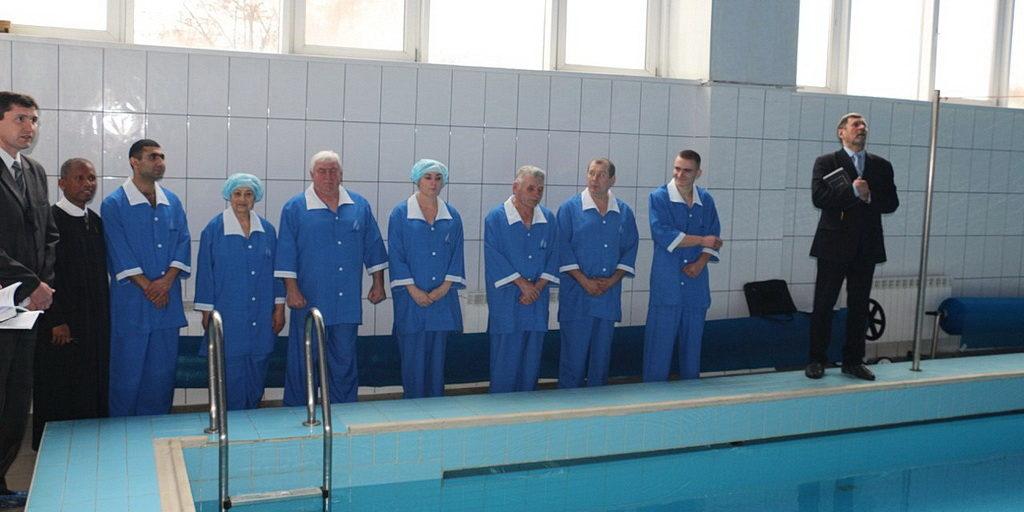 Крещение в Ингульце