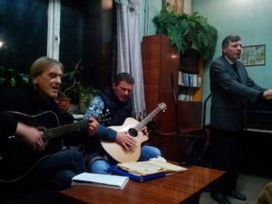 Концерт в Кировском
