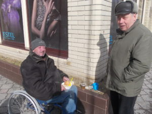 Адвентисты Первомайского всю зиму кормили малообеспеченных обедами