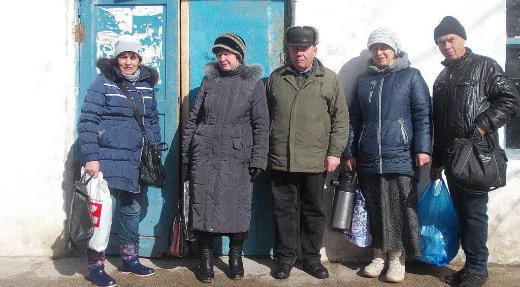 Мирослава Сокольская, Любовь, Анатолий, Людмила, Михаил Гордиенко