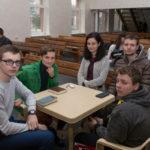 Гости из Никополя