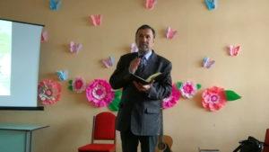 Пастор Сергей Молчанов