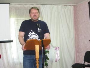 Говорит Александр Мещеряков