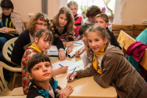 Детская Викторина в Запорожье