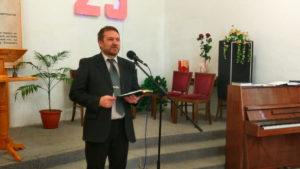 Проповедует Александр Мещеряков