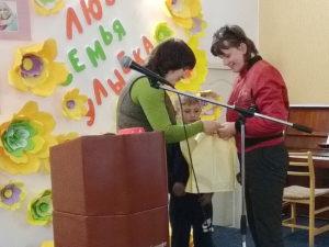 Программа «Весенний подарок - Семь дней для души» в Синельниково