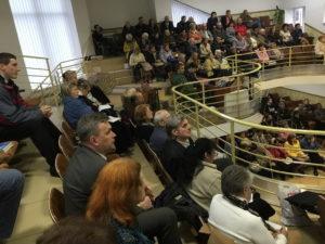 Библейская программа в Харькове