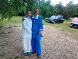 Олег и Надежда