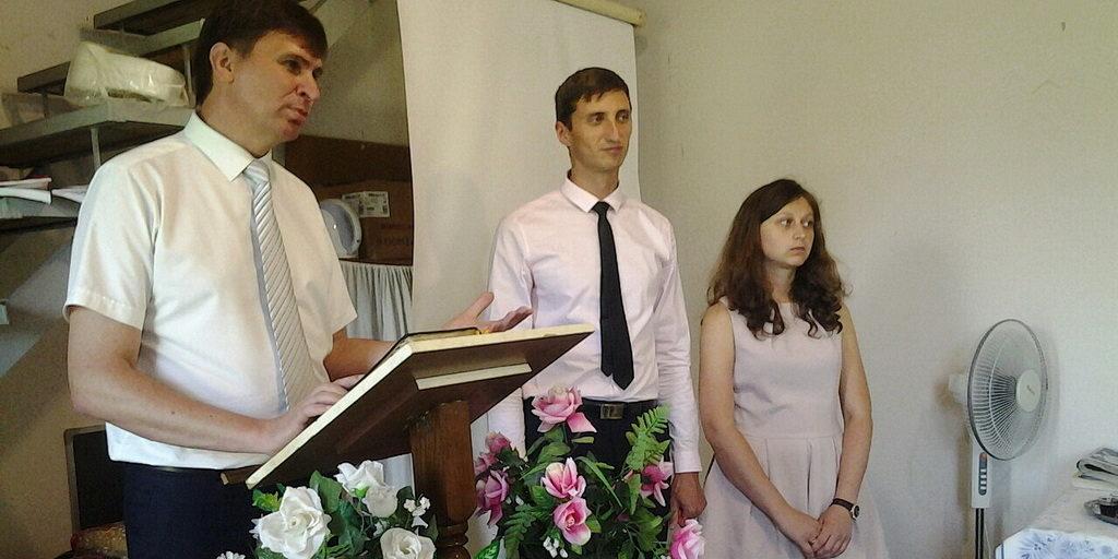Представление семьи Кобринюк