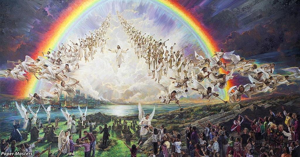 Второе пришествие Христа