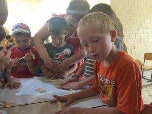 Каникулярная школа в Харькове