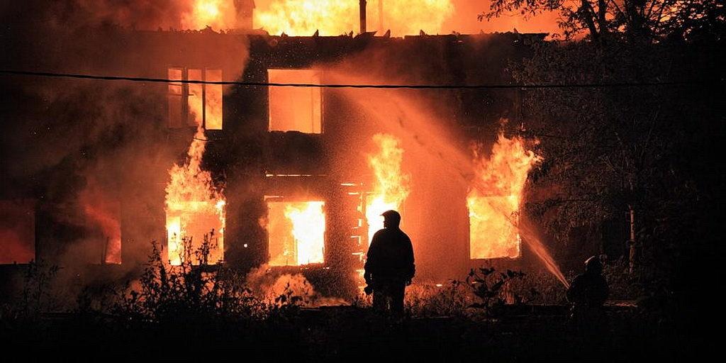 Церковь Хейгерстауна заботится о семьях, пострадавших от пожара