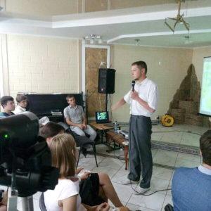 Говорит Максим Балаклицкий