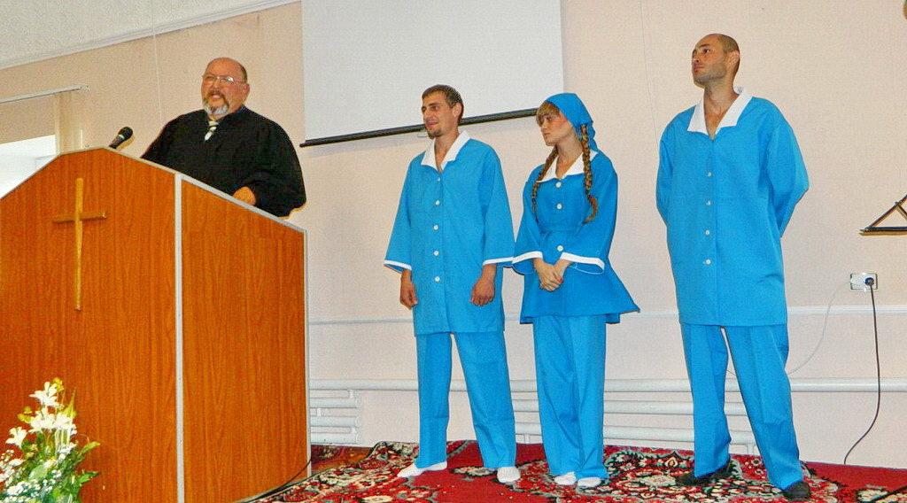 Крещение в Бердянске